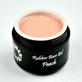 urban rubber gel pot peach 30 ml