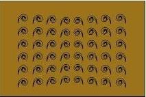 sticker 004 goud