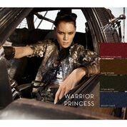 warrior princess collectie