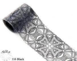 lace folie 116 zwart