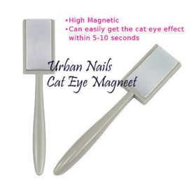 bejeweled cat eye magneet
