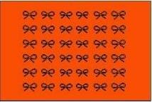 sticker 005 oranje