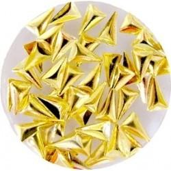 metals studs 2 goud