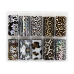 Transferfoil Box Collection 6 WILD CAT | Abstract