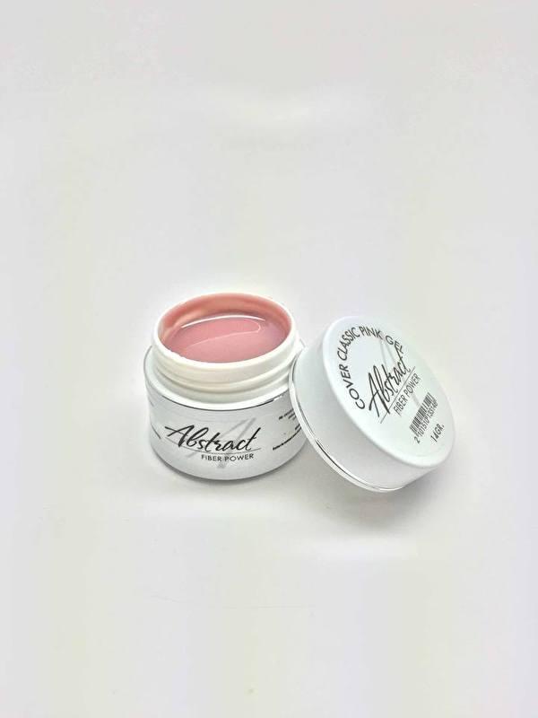 fiber power cover classic pink 45 gram