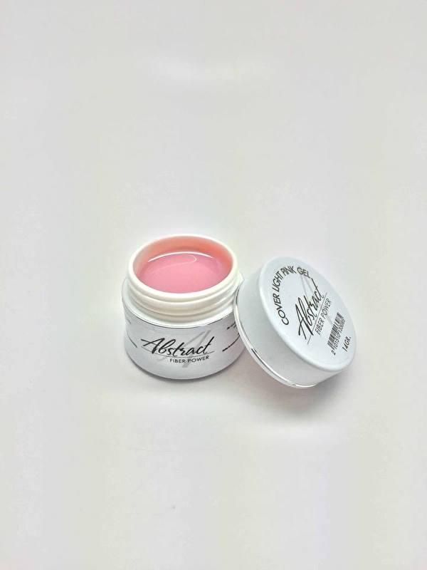fiber power cover light pink 7 gram