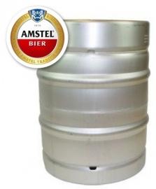 Biervat 50 liter Amstel