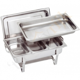 Chafing Dish (incl 2 gelpotten)