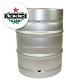 Biervat 50 liter Heineken