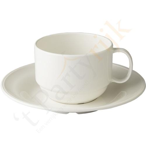 Kop en schotel (koffie) (per 24 stuks)