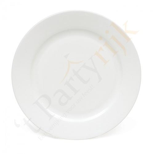 Bord plat 24,5 cm (per 10 stuks)