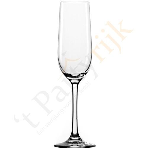 Champagneglazen (per 32 stuks)