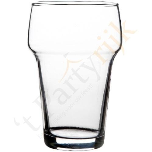 Bierglazen (per krat van 20 stuks)