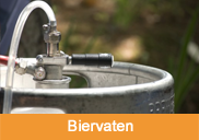 Biervaten | 't Partyrijk | Verhuur | Heemskerk, Beverwijk, Castricum, Uitgeest