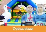 Opblaasbaar | 't Partyrijk | Luchtkussens en springkussens |Springkussenverhuur | Heemskerk, Beverwijk, Castricum, Uitgeest, Limmen, Heiloo, Krommenie, Wijk aan zee