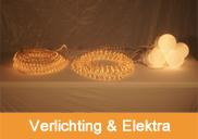 Verlichting en Elektra huren | 't Partyrijk | Verhuur | Heemskerk, Beverwijk, Castricum, Uitgeest