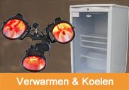 Verwarmen en Koelen | 't Partyrijk | Verhuur | Heemskerk, Beverwijk, Castricum, Uitgeest
