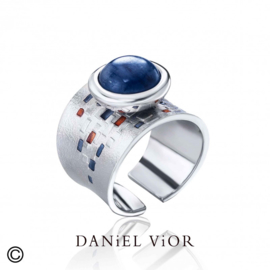 DANiEL ViOR Disthene Gray RING