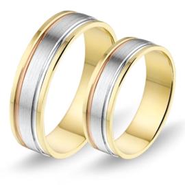 Alliance relatie en trouwringen 3B1
