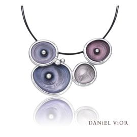 DANiEL ViOR Drops collier