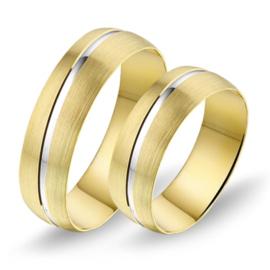 Alliance relatie en trouwringen 381