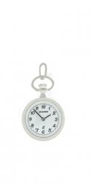 Lasita zilver horloge