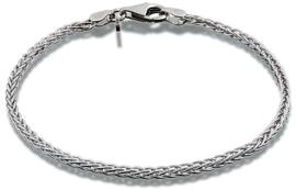 VAVINY Zilveren Armbanden en Colliers
