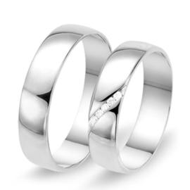 Alliance relatie en trouwringen 1202