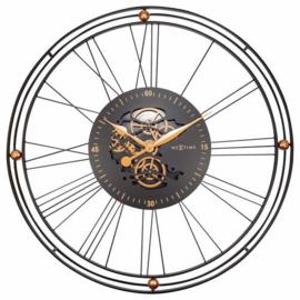 Nextime Roman Gear Clock XXL