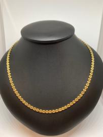 Gouden collier