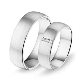 Alliance relatie en trouwringen 464 / 465