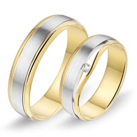 Alliance relatie en trouwringen 367