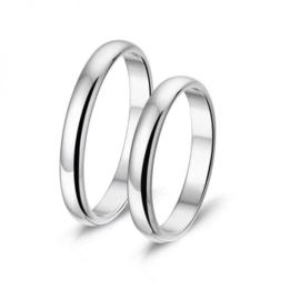 Alliance relatie en trouwringen L230