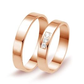 Alliance relatie en trouwringen 1201