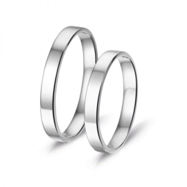 Alliance relatie en trouwringen L330