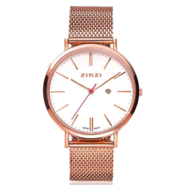 Zinzi Retro horloge ZIW408M