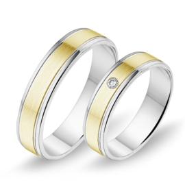 Alliance relatie en trouwringen 466 / 467