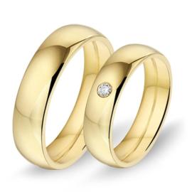 Alliance relatie en trouwringen 1405