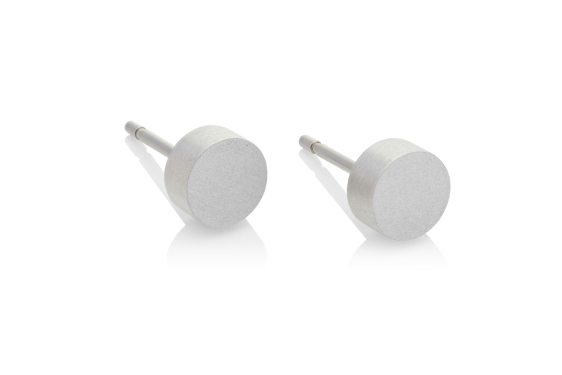 CLIC oorbellen O36 mat