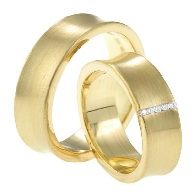 Alliance relatie en trouwringen 483 / 484