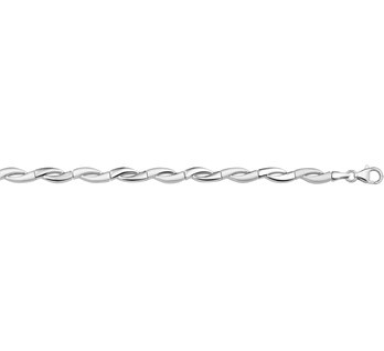 Zilveren armband (set 4)