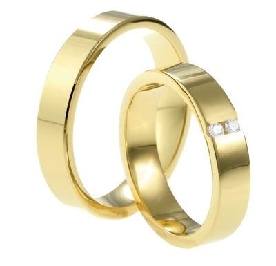 Alliance relatie en trouwringen 438 / 439