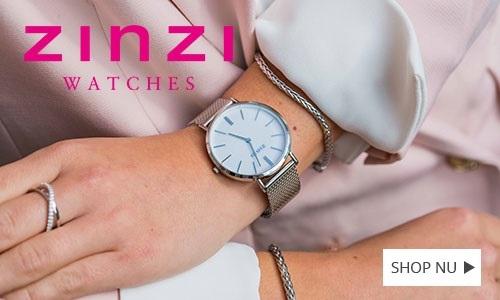 ZInzi horloges - Nu met gratis Zinzi armband!