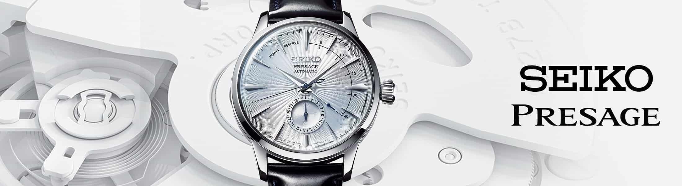 Seiko Horloges - Juwelier Wagenaar