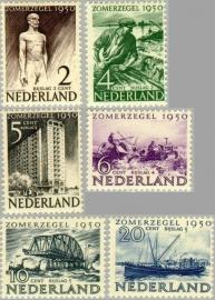 NEDERLAND 1950 NVPH SERIE 550