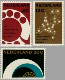 NEDERLAND 1962 NVPH SERIE 771 TELEFOON