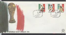 INDONESIË FDC SHP 1990-7