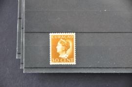 CURAÇAO 1941 NVPH 149 POSTFRIS ++ R 111