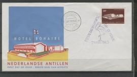 ANTILLEN 1963 FDC E 26-2