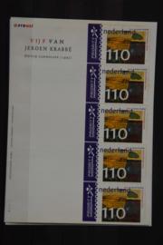 NEDERLAND 2000 NVPH V 1908 ++ D(A) 117